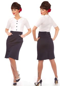 Steady Clothing // Steady Clothing The Captain Dress