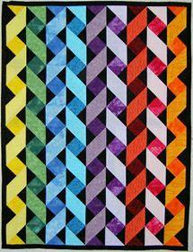 One Block Quilt