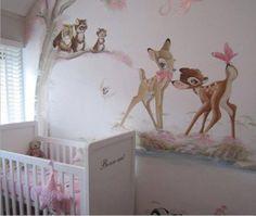 decoracao-quarto-infantil-disney-bambi