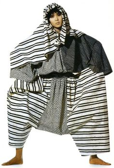 issey miyake from 1984! via Design for Mankind