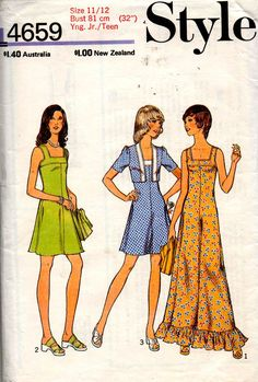 New Butterick Pattern B 4402 Misses/' Plus sz 16-22 Jacket*Top*Dress*Skirt*Pants
