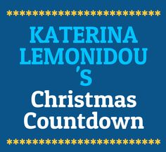 Katerina Lemonidou 's Christmas Countdown 2014 | Days Until Christmas | Sleeps To Xmas