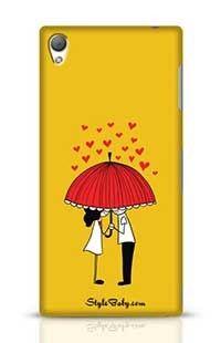 Love Couple Sony Xperia Z3 Phone Case