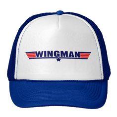 Wingman Top Gun Inspired Hat
