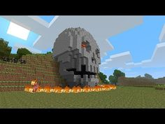 Minecraft: PopularMMos BURNING HOT PEPPERS CONTEST SPICY PEPPERS & EXPLO...