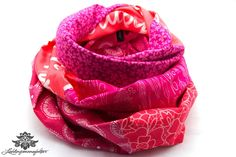 Tuch pink von #Lieblingsmanufaktur