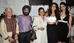 Surveen Chawla: surveen chawla at the screening of HateStory 2 mov...