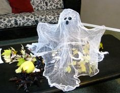 How to Make a Tabletop Ghost