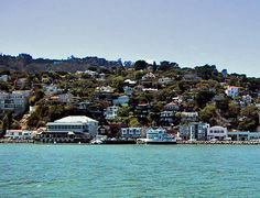 SAUSALITO, CA - Beautiful town across the water from SF - take the ferry ride over - http://en.wikipedia.org/wiki/Sausalito,_California
