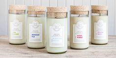 Circle 21Candles - The Dieline -