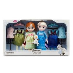 Famouse Disny Animators Collection of Princess Deluxe Figures Playset