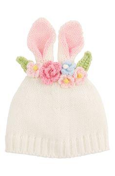NWT Mud Pie CHIFFON Flower Soft Headband Pink White One Size 0 3 6 12 M