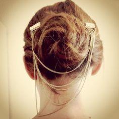 Instagram Insta-Glam: Chic HairAccessories | Beauty High
