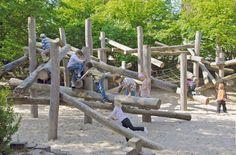 Richter Spielgeräte Climbing Structure 10 play equipment ...