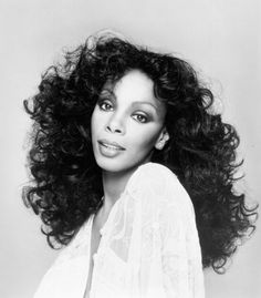 """Donna Summer  Another pinner wrote: The passing of a legend.  May there never be a """"Last Dance""""."""