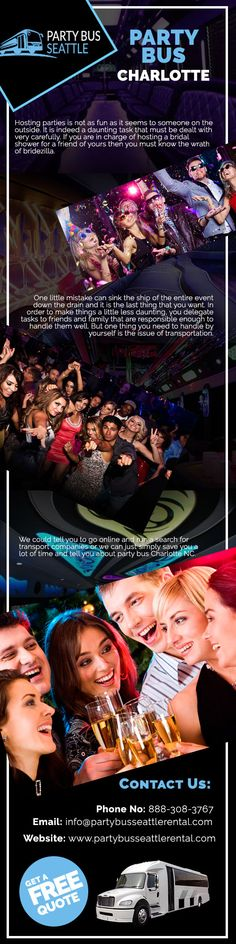 if you are someone that is short on time, we are here to save it and give you a proper transport solution for your party needs. partybusseattlerental.com/corporate-car-party-bus-service-charlotte/