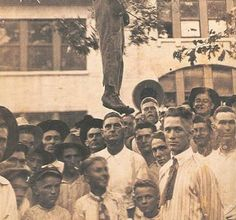 Paused: The Legacy of Lynching