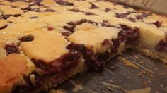 Heidelbeer-Topfen-Kuchen Pie, Desserts, Pictures, Kuchen, Torte, Tailgate Desserts, Cake, Deserts, Fruit Cakes