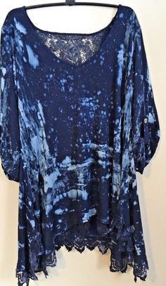 Free People Womens Blue Sequined Camisole Top~XS~S~L~ORG $68