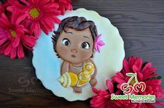 Moana Baby Cookie
