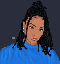 ARTISTS COMMUNITY (@ghanaian_artists) • Фото и видео в Instagram Black Couple Art, Black Love Art, Black Girl Art, Black Girl Magic, Black Girl Cartoon, Dope Cartoon Art, Natural Hair Art, Natural Hair Styles, Drawings Of Black Girls