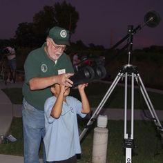 Take kids stargazing this summer at these stellar St. Louis spots.