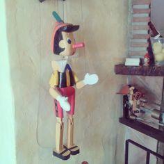 Pizzería Pinocchio, Nerja.
