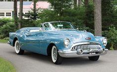1953 Buick Skylark Convertible. http://carpictures.us