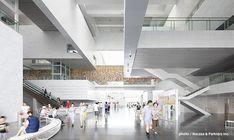 Tianjin Library | Taiji Fujimori Atelier