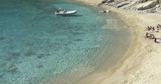 Chamouchades Beach #luxurios #luxuriosisland #iosgreece #iosbeaches Beaches, Greece, Ios, Waves, Island, Outdoor, Greece Country, Outdoors, Sands