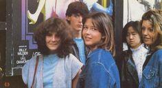 Nom de Zeus !* Bienvenue dans les années 80 : Attention voici la fashion-police et ça va faire mal !