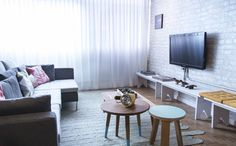 inspirações para integrar ambientes em uma sala grande Inspire-se nas ideias de Marcelo Rosenbaum para um dos episódios do 'Decora'