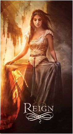 REIGN. The CW  Costume Reference for Walker & White Studio's custom made couture costumes. www.walkerandwhitestudio.com