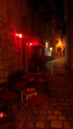 Red Red Wine Bar, Hvar