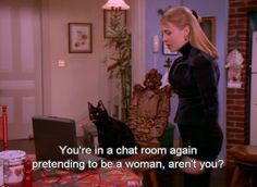 47 Reasons Salem From 'Sabrina The Teenage Witch' Is Your Spirit Animal
