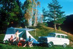 1957 Opel Wagon