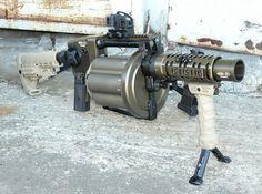 RGP-40 grenade launcher