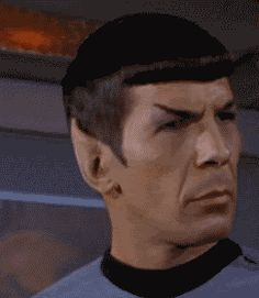 Spock reaction gif