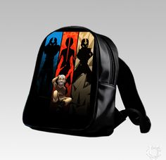 Ang Avatar The Last Airbender School Bags