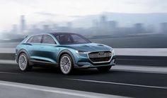 Audi prepara conceito e-tron quattro para Frankfurt Motor Show