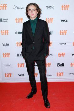 Timothée Chalamet at TIFF