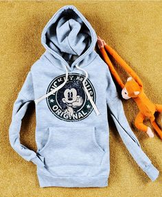 Moletom Feminino Mickey Mouse
