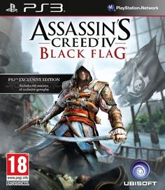 so we got two videos today for Assassins Creed IV Black Flag. because you know, one video wouldent be enough(? Assassins Creed Black Flag, Assassins Creed Series, Ps3 Games, Playstation Games, News Games, Video Games, Flag Game, Playstation Consoles, B 13