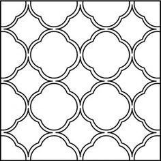 Arto Custom Artillo Arabesque 1 Concrete Tile