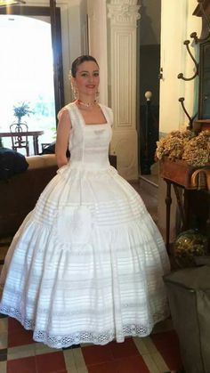 Orisha, Petticoats, Clothes Pictures, Heirloom Sewing, Fashion Outfits, Womens Fashion, Head Wraps, Shabby Chic, Victoria Secret