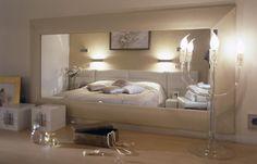 Cream Bedroom Décor http://www.robinhesselgesser.com