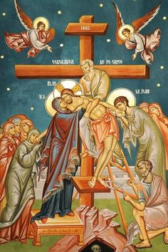 Crucifixion Of Jesus, Jesus Christ, Religious Icons, Religious Art, Faith Of Our Fathers, Byzantine Icons, Orthodox Christianity, Icon Collection, Orthodox Icons
