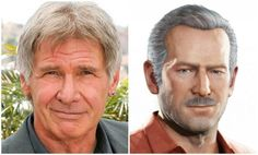 Uncharted movie cast victor sullivan sully  actor harisson ford