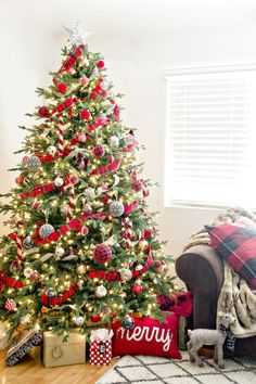 Christmas Home Tour 2015 & 362 best Christmas Decor images on Pinterest   Christmas crafts ...