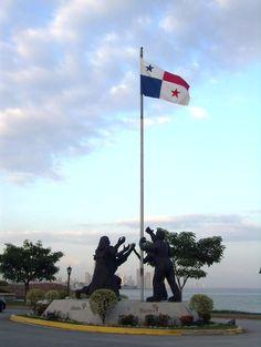 Bandera De Panama | Description Bandera de Panama.jpg